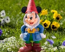 Mickey Mouse Garden Gnome
