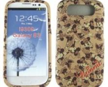 Retro Minnie Mouse Samsung Galaxy S3 Case