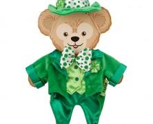 St. Patrick's Day Duffy the Disney Bear