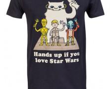 Star Wars Hands Up Tee