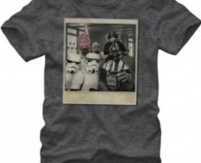Star Wars Wookie Photo Bomb Tee