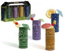 Tiki Cocktail Mugs