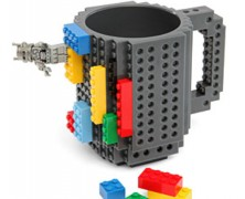 Build on Brick Coffee Mug