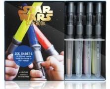 Ice Sabers Star Wars Cookbook
