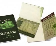 Neverland Pocket Passport