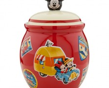 Disney's California Adventure Candy and Cookie Jar