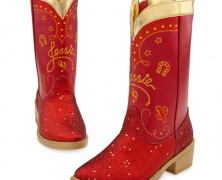 Jessie the Cowgirl Boots