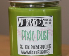 Pixie Dust Soy Candle