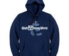 Walt Disney World Hoodie Sweatshirt