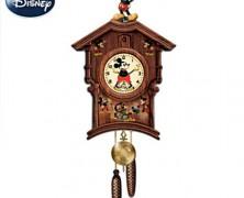 Vintage Mickey Mouse Cuckoo Clock