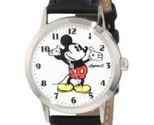 Classic Mickey Mouse Men's Watch