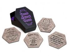 Haunted Mansion Coaster Set