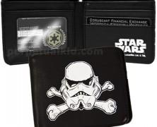 Star Wars Stormtrooper Crossbones Wallet