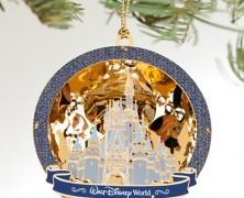 Cinderella Castle Ornament