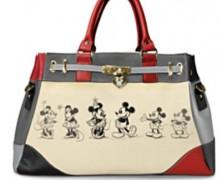 Mickey and Minnie Mouse Handbag