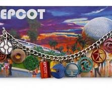 Epcot Charm Bracelet