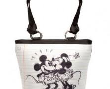 Harveys Mickey and Minnie Handbag