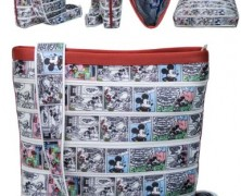 Mickey Mouse Harveys Messenger Bag