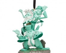Haunted Mansion Hitchhiking Ghosts Ornament