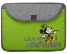 Mickey Mouse Laptop Sleeve