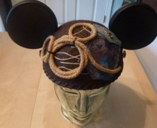 Frontierland Mickey Mouse Ear Hat