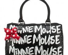 Minnie Mouse Polka Dot Handbag