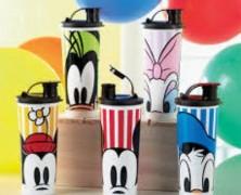 Disney Tupperware Tumblers