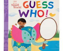 it's a small world Guess Who! Book