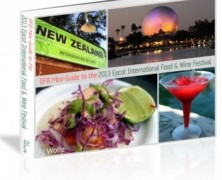 Disney Food Blog's Epcot Food and Wine Festival 2013 Guide