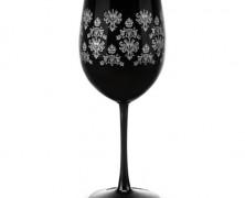 Haunted Mansion Wine Glass