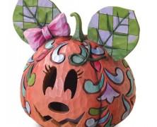Minnie Mouse Halloween Ceramic Pumpkin