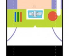 Buzz Lightyear iPhone Case
