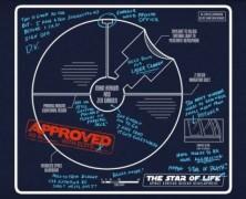 Death Star Plan Revisions T-Shirt