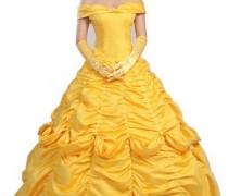 Deluxe Belle Costume for Women