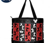 Mickey Mouse Quilted Tote Bag