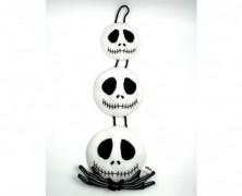 Jack Skellington Hanging Heads Decoration
