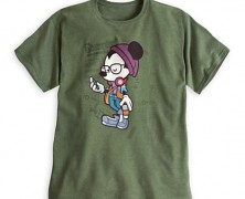 Mickey Mouse Hipster Tee