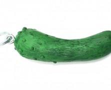 German Pickle Keychain