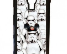 Stormtrooper Mickey Samsung Galaxy S4 Case