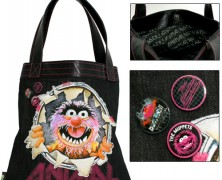The Muppets Animal Tote