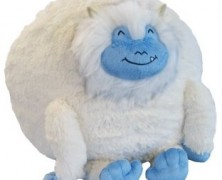 Squishable Yeti Plush