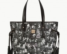 Disney Dooney & Bourke Comics Tassel Bag