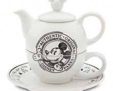 Mickey Mouse Tea Set for One