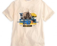 Sorcerer Mickey Mouse Tee