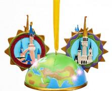 Disney Parks Light Up Ear Hat Ornament