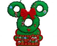 Mickey Mouse Advent Calendar