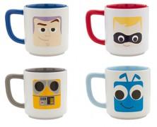 Disney Pixar Mug Set