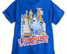 it's a small world Tee