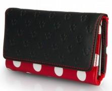 Minnie Mouse Polka Dot Wallet