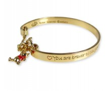 Winnie the Pooh Bracelet from Disney Couture
